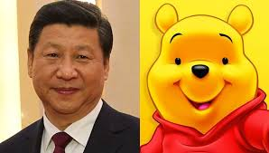 Image result for xi jinping pooh